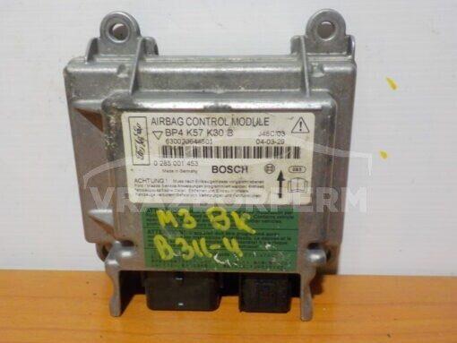 Блок управления AIR BAG Mazda Mazda 3 (BK) 2002-2009  0285001453, BP4H57K30B