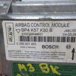 Блок управления AIR BAG Mazda Mazda 3 (BK) 2002-2009  0285001453, BP4H57K30B 1