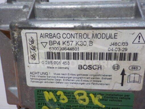 Блок управления AIR BAG Mazda Mazda 3 (BK) 2002-2009  0285001453
