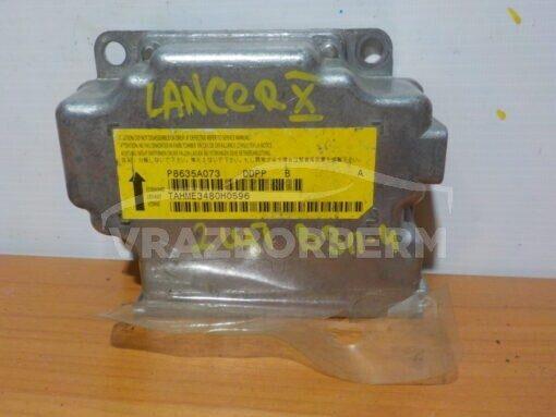 Блок управления AIR BAG Mitsubishi Lancer (CX,CY) 2007>  P8635A073