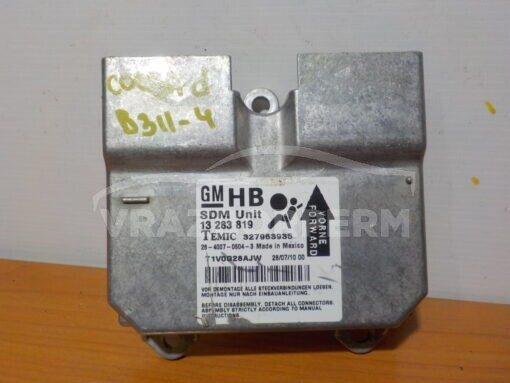 Блок управления AIR BAG Opel Astra H / Family 2004-2015  327963935