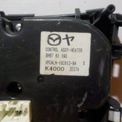 Блок управления климатической установкой Mazda Mazda 3 (BL) 2009-2013  bhb761190 2