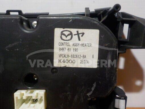 Блок управления климатической установкой Mazda Mazda 3 (BL) 2009-2013  bhb761190