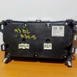 Блок управления климатической установкой Mazda Mazda 3 (BL) 2009-2013  bbp361190k 1