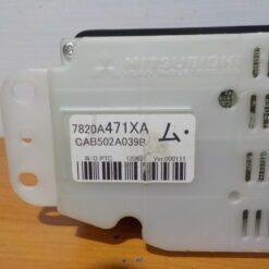 Блок управления климатической установкой Mitsubishi Outlander (GF) 2012> 7820A471XA 2