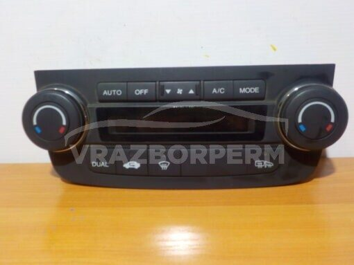 Блок управления климатической установкой Honda CR-V 2007-2012  79600SWAG4