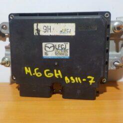 Блок управления двигателем Mazda Mazda 6 (GH) 2007-2013  E6t57592hv2