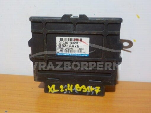 Блок управления АКПП Mitsubishi Outlander XL (CW) 2006-2012  8631A076