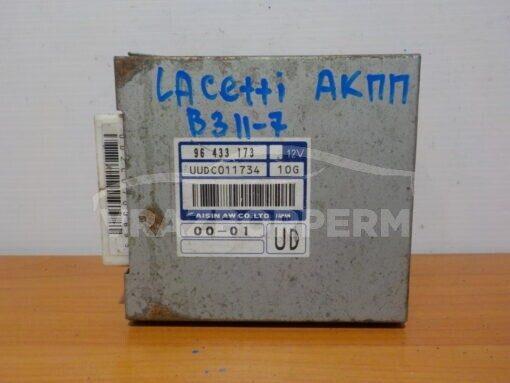 Блок управления АКПП Chevrolet Lacetti 2003-2013  96433173