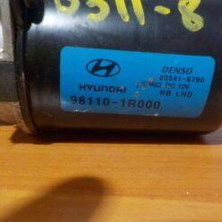 Моторчик стеклоочистителя переднего Hyundai Solaris 2010-2017 981101R000 1