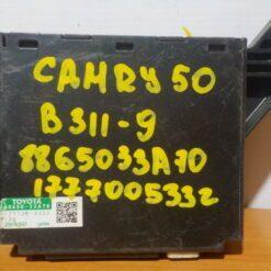 Блок управления климатической установкой Toyota Camry V50 2011>  8865033a70 1