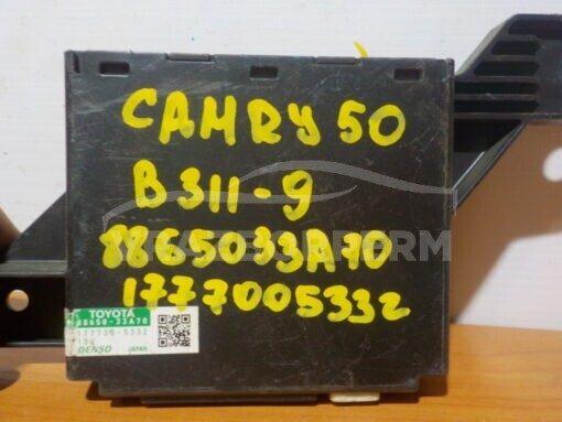 Блок управления климатической установкой Toyota Camry V50 2011>  8865033a70