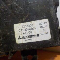 Блок управления климатической установкой Mitsubishi Lancer (CX,CY) 2007>  7820a209 1
