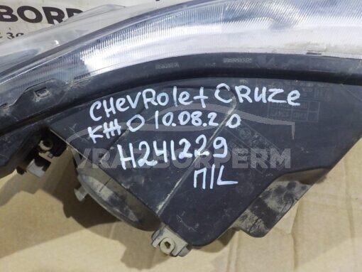 Фара левая перед. Chevrolet Cruze 2009-2016  96828234, 42371145, 95479488, 96828236