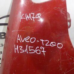 Крыло переднее правое Chevrolet Aveo (T250) 2005-2011  96649246 3