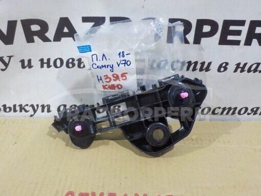 Кронштейн бампера переднего левый Toyota Camry V70 2017>  5253633060