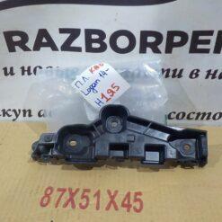 Кронштейн бампера переднего левый Renault Logan II 2014>  631433758R 1