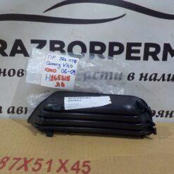 Решетка бампера переднего правая (без ПТФ) Toyota Camry V40 2006-2011  5212733040 1
