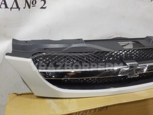 Решетка радиатора Chevrolet Lacetti 2003-2013  5491729, 5491730, 5491731