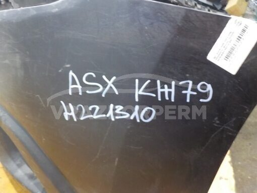 Бампер передний Mitsubishi ASX 2010>  6400D427