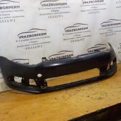 Бампер передний Volkswagen Polo (Sed RUS) 2011> 6RU807221GRU, 6RU807221 2