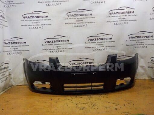 Бампер передний Chevrolet Aveo (T250) 2005-2011  96648503