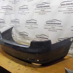 Бампер задний Skoda Octavia (A5 1Z-) 2004-2013 1ZU807421 1Z5807421 2