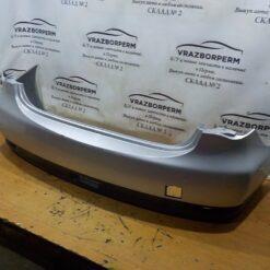 Бампер задний Nissan Almera (G15) 2013>  850224AA0H 3