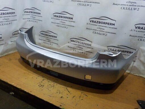 Бампер задний Nissan Almera (G15) 2013>  850224AA0H