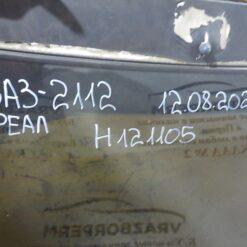 Дверь багажника со стеклом зад. VAZ 21120  21126300020 5