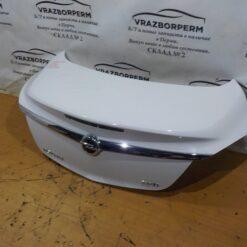 Крышка багажника зад. Opel Insignia 2008-2017 13275284,176661, 22779369, 20960904, 176672, 13226842, 22795012 2
