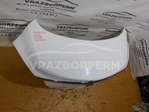 Крышка багажника зад. Opel Insignia 2008-2017  13275284,176661, 22779369, 20960904, 176672, 13226842, 22795012