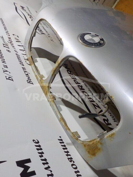 Капот перед. BMW 3-серия E46 1998-2005  41618238461