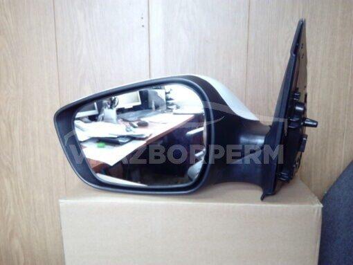 Зеркало левое Hyundai Solaris 2010-2017  876104L020CA, 876104L030