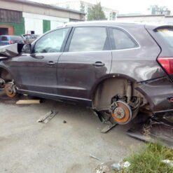 Audi Q5 2012 2.0 TFSi CDNC 211 л.с. 4WD quattro АКПП 8-ступ NXX 17