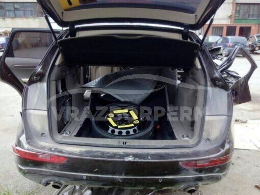 Audi Q5 2012 2.0 TFSi CDNC 211 л.с. 4WD quattro АКПП 8-ступ NXX