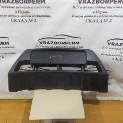 Накладка бампера (молдинг) передн. UAZ Patriot 2003>  316382803017