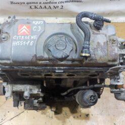 Двигатель (ДВС) Citroen C3 2002-2009 1251GT 8