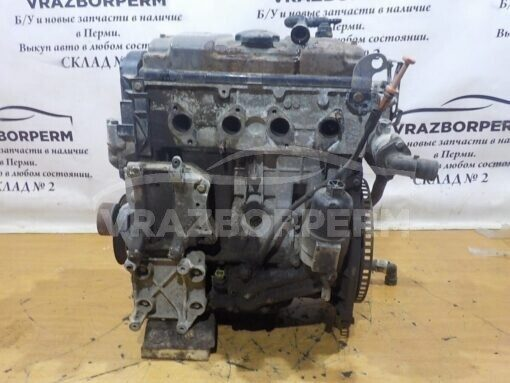 Двигатель (ДВС) Citroen C3 2002-2009  1251GT