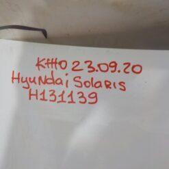 Крышка багажника Hyundai Solaris 2017>  69200H5000 14