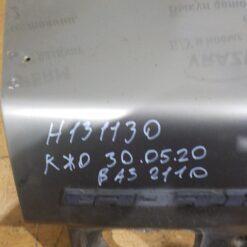 Крышка багажника VAZ 21100 21105604010 2