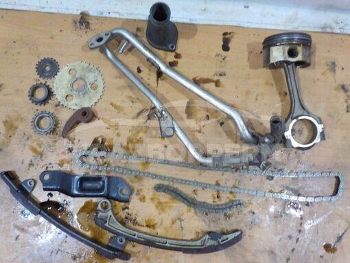 Трубка охлажд. жидкости металлическая Toyota Camry V40 2006-2011  1626828010