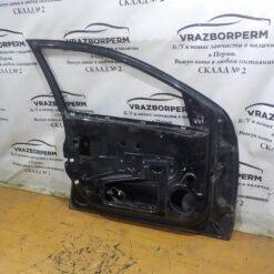 Дверь передняя левая Opel Astra H / Family 2004-2015 13208421 3