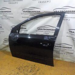 Дверь передняя левая Opel Astra H / Family 2004-2015 13208421 5