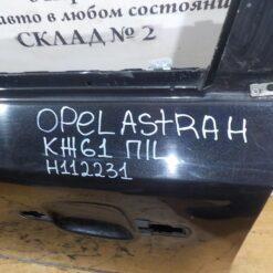 Дверь передняя левая Opel Astra H / Family 2004-2015 13208421 7