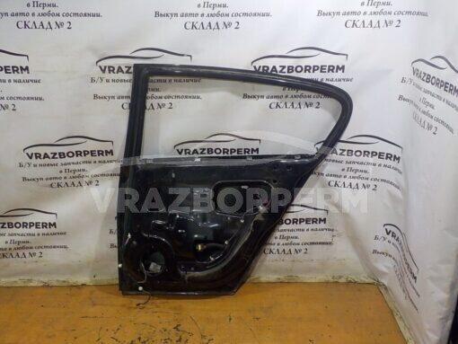 Дверь задняя правая Opel Astra H / Family 2004-2015  0124589, 13162877, 94710107