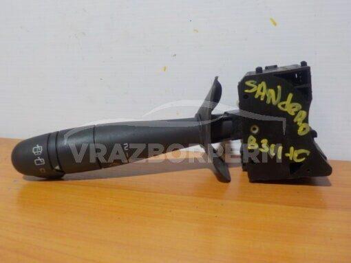 Переключатель стеклоочистителей Renault Sandero 2009-2014  901057667