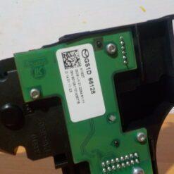 Переключатель стеклоочистителей Mazda Mazda 6 (GH) 2007-2013 GS1D66128 1