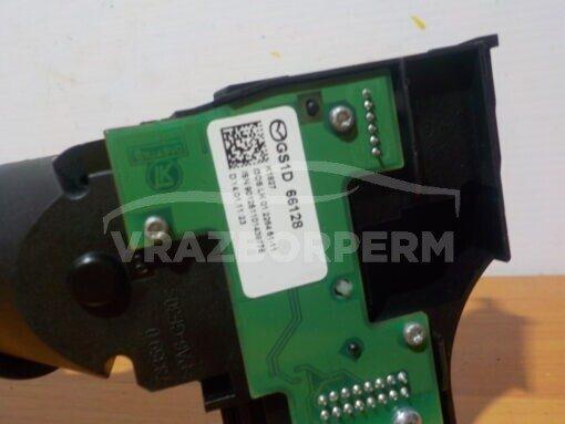 Переключатель стеклоочистителей Mazda Mazda 6 (GH) 2007-2013  GS1D66128