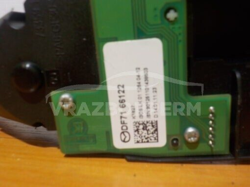 Переключатель стеклоочистителей Mazda Mazda 6 (GH) 2007-2013  Df7166122